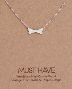 MUST HAVE series: Silver Bone