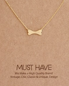 MUST HAVE series: Gold Bone