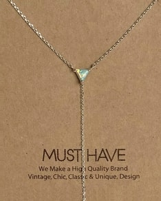 MUST HAVE series: Silver Layer Pendant