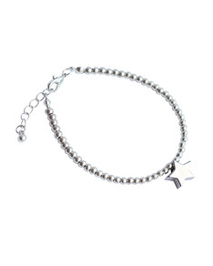 Be Chic! jewelry: Silver bracelet Be star!