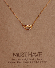 MUST HAVE series: Gold Infinity Love