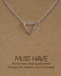 MUST HAVE series: Silver Triangle