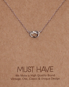 MUST HAVE series: Silver Infinity Love