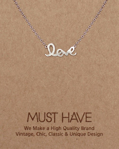MUST HAVE series: Silver Love