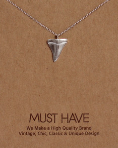 MUST HAVE series: Silver Lucky Tooth